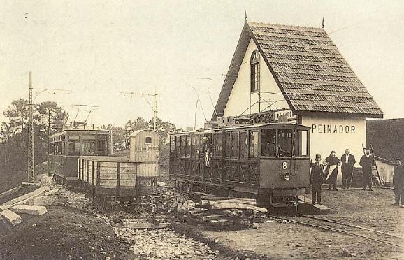 Spanish railway blog archive tranv a de mond riz a for Empresas de construccion en vigo