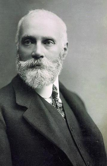 Alejandro Pidal y Mon , Marqués de Pidal, presidente del Consejo del Ferrocarril de Langrao