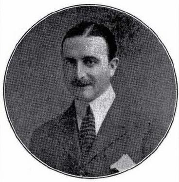 Alfonso Gomez Jordana Souza, Ingeniero de Minas