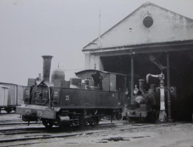 Carcagente a Denia , deposito, el 6.05.1963, foto Major EAS Cotton