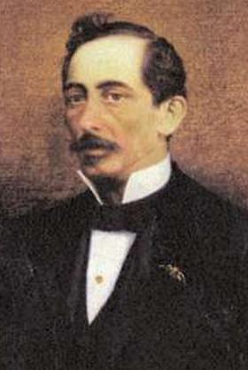 Cirilo Amorós Pastor - Diputado a Cortes y primer presidente del Consejo de Administración