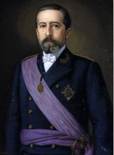 El ingeniero de Caminos Juan Manuel de Zafra y Esteban