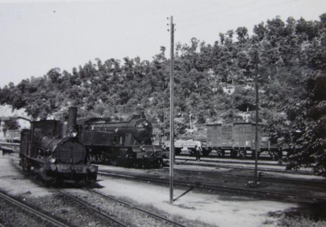 Figueras , año 1950, Foto Major EAS Cotton
