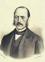 Laureano Figuerola y Ballester , Ex Ministro de Hacienda
