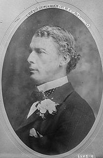 Lord Glenconner, Edwart Tennant