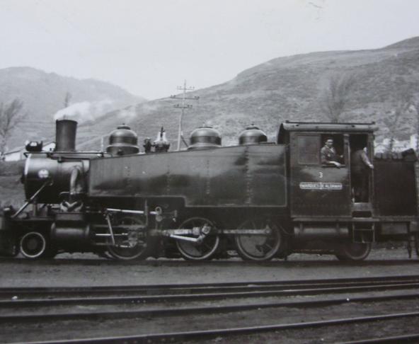 Spanish Railway » Blog Archive » Ferrocarril de Ponferrada a