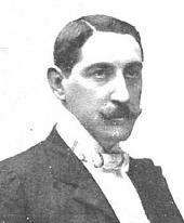 Rafael Gasset Chinchilla. Ministro de Fomento