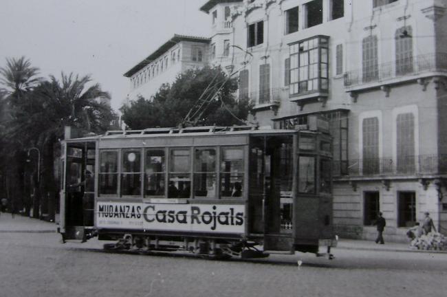 Spanish railway blog archive tranv as de palma de mallorca - Fotografos palma de mallorca ...