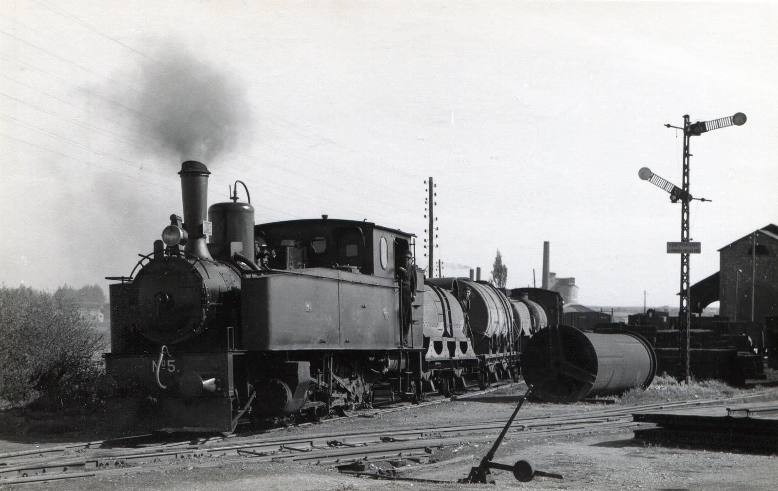 Minas y Ferrocarril de Utrillas, foto: Frank Jones , Fondo: J.J.Olaizola