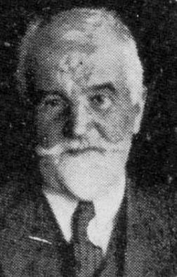 Valentin Gorbeña Ayagarray, ing de caminos
