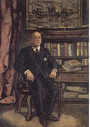 Valentin Ruiz Senen , cuadroi de Solana año 1932