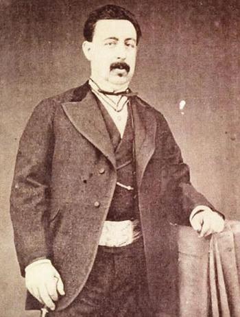 el ingeniero Jose Fernandez Estrada