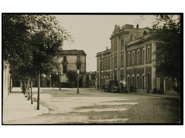 Estación de Villafranca del Penedés , archivo MDA