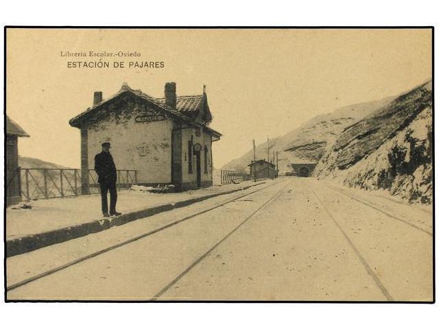 Puerto de Pajares, postal comercial