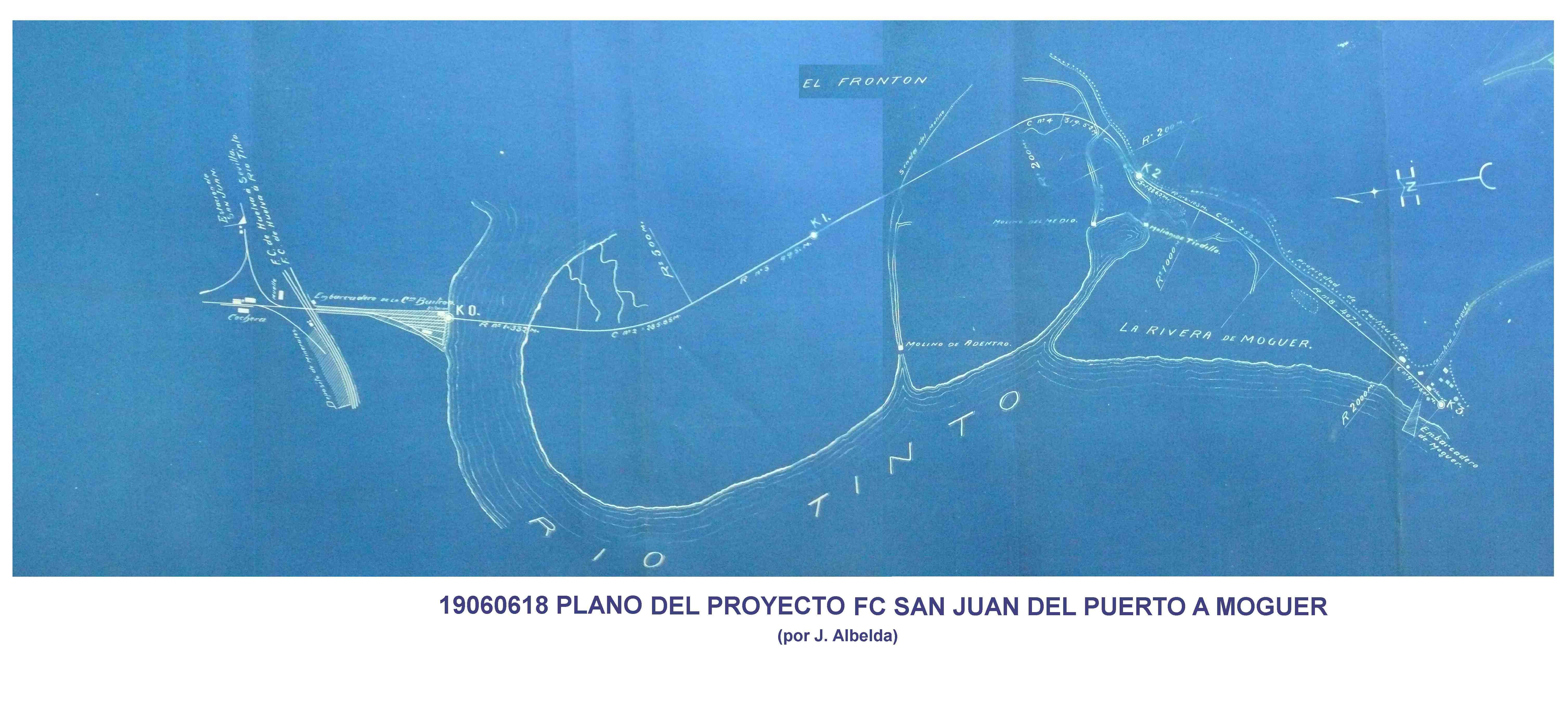 PLANO PROYECTO FC San JUAN á MOGUER