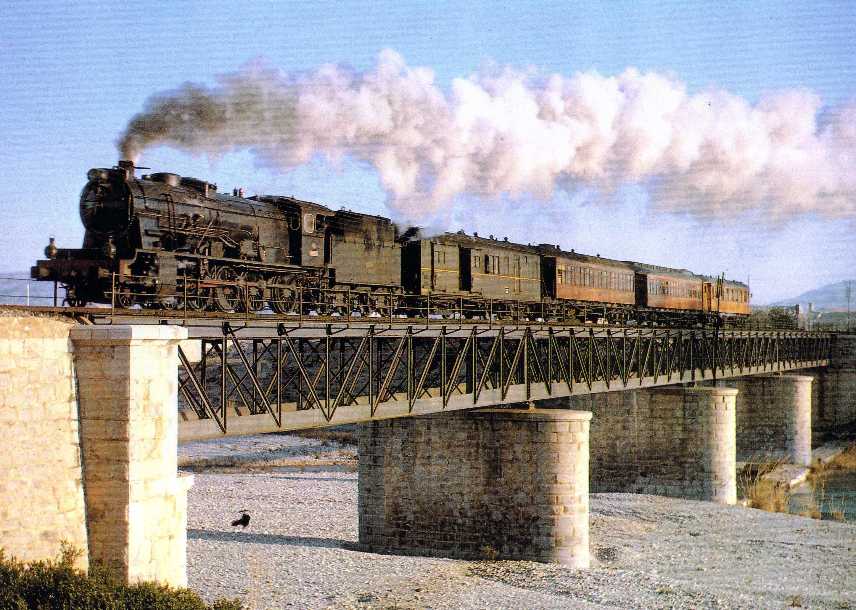 ALMAZORA - 2-1965 Omnibus Tortosa-Valencia Locom 240 F ex MZA FOTO Marc Dahelströn