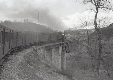 Agentes del Ferrocarril de la Robla, archivo Museo Vasco del Ferrocarril (4)