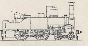 Alar Santander , año 1862 , revista I. y C.