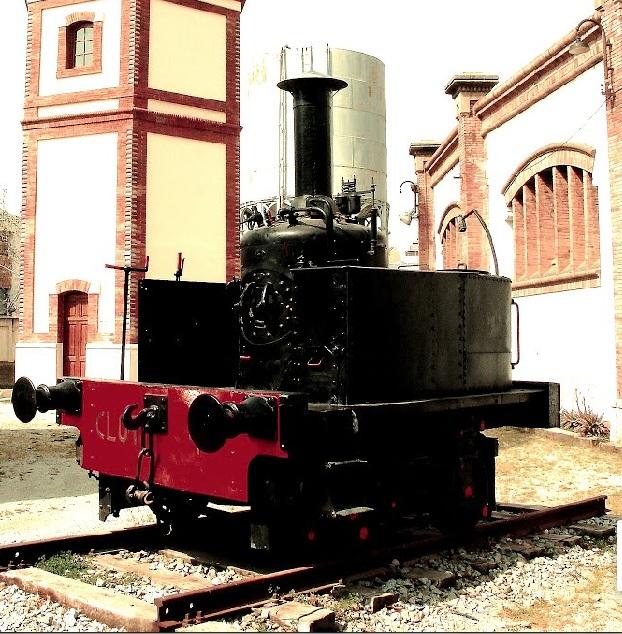 Alcañiz a Puebla de Hijar - Cockerill