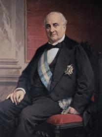Alejandro Mon Menendez , 1801-1882