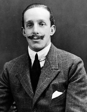 + Alfonso XIII