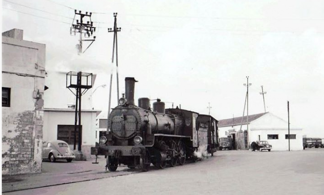 Algeciras , c. 1960, fotografo desconocido, fondo Manero