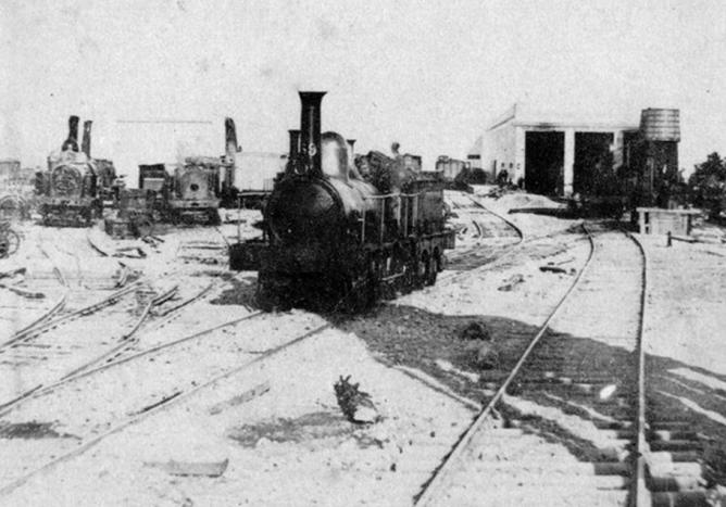 Alicante , año 1860 ,