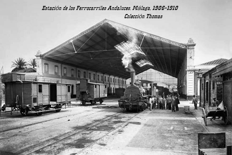 Andaluces- Estacion de Málaga