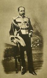 Andres Villalobos-Daoiz y Torres de Navarra, Conde de Miraflores de los Angeles