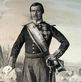Antonio Van Hallen , Conde de Peracmps