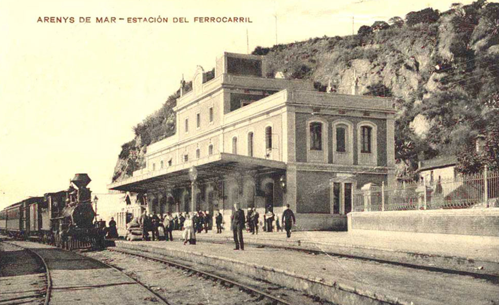 Arenys de Mar , Postal Comercial , MFC