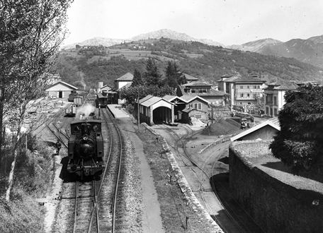 Arriondas , c.1930, Coleccion Roisin, IEFC-ACM-9-23964