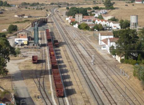 Arroyo de Malpartida , archivo Mikel Iturralde