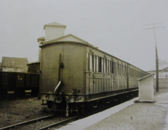 Astillero a Ontaneda, c. 1960, fodo X. Aranguren