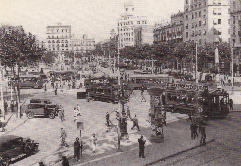 barcelona anos 30