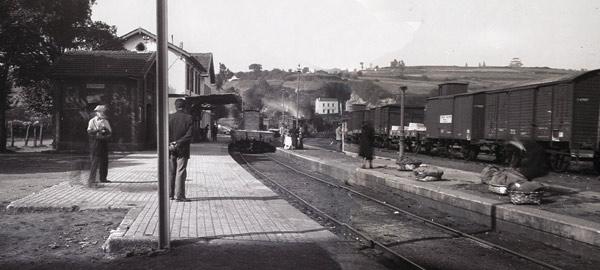 Betanzos al Ferroil , c. 1940