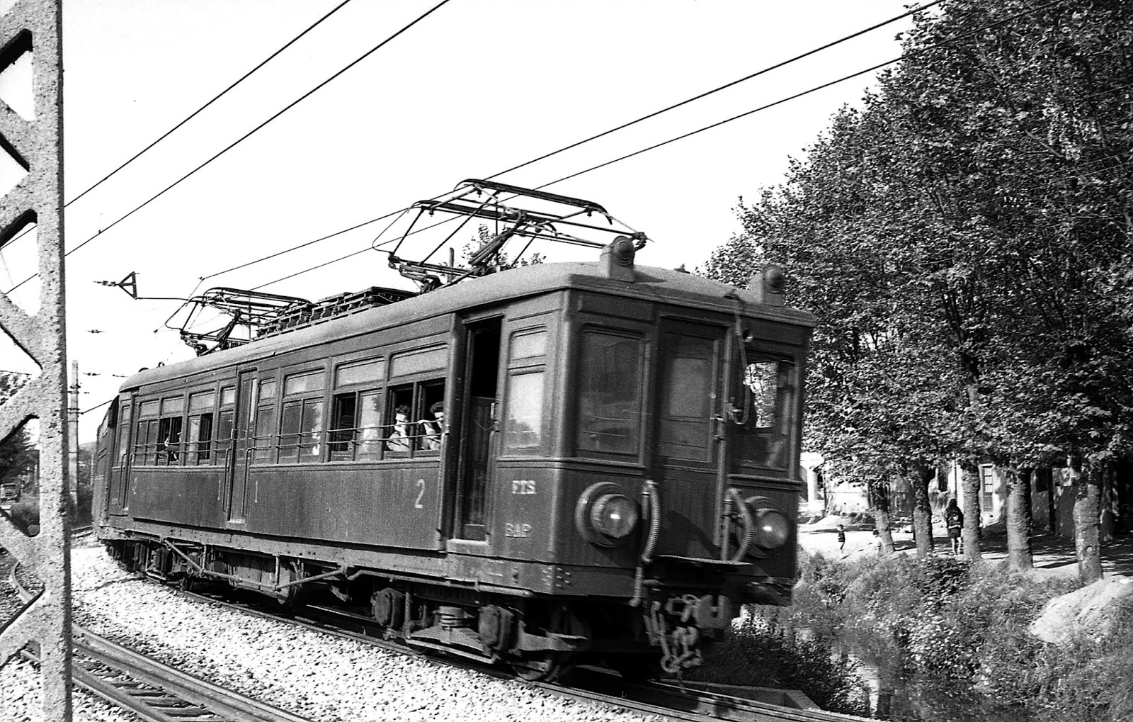 Bilbao a Plencia , FTS-MAB Algorta agosto 1963 foto, Felix Zurita, fondo MVF