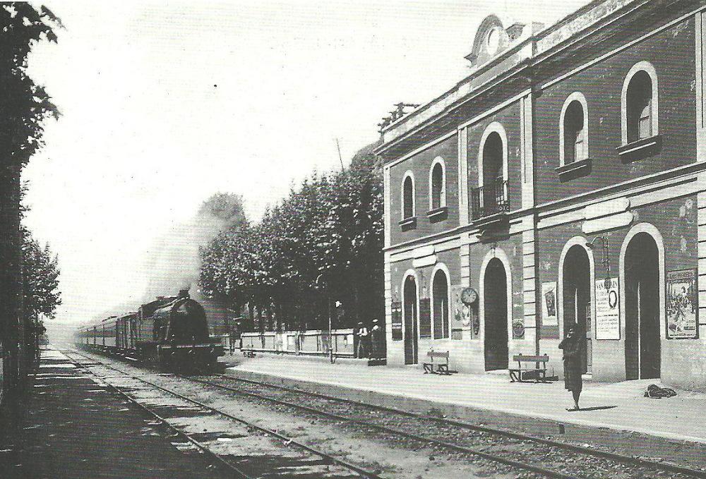 Caldes d´Estrach, 1933