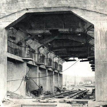 Cargadero de San Juan de Dueñas. Mundo Hispanico 1957