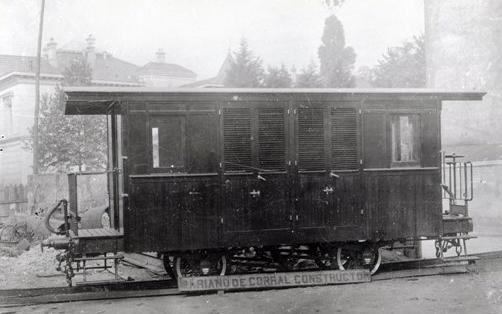 rral, archivo Euskotren MVF