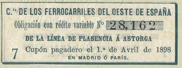 Cupon del Plasencia á Astorga