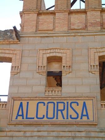 Alcorisa , fondo Alarifes