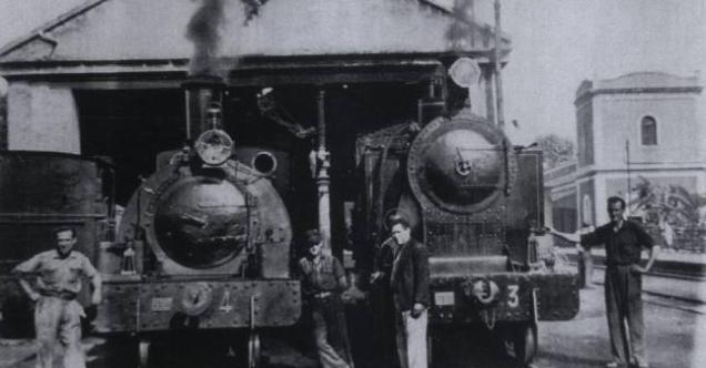 Deposito de Carcagente , autor desconocido, archivo Francisco Agulló