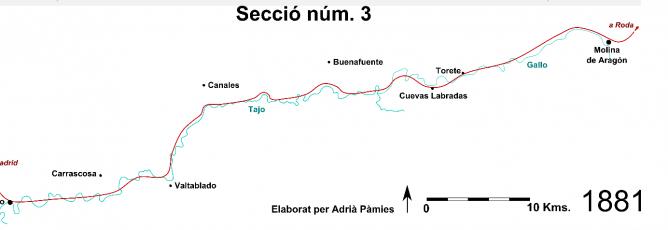 Directos de Madrid a Barcelona (3) Dibujo, Adriá Pamies