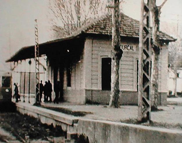 Durcal , tranvias de Granada, autor desconocido