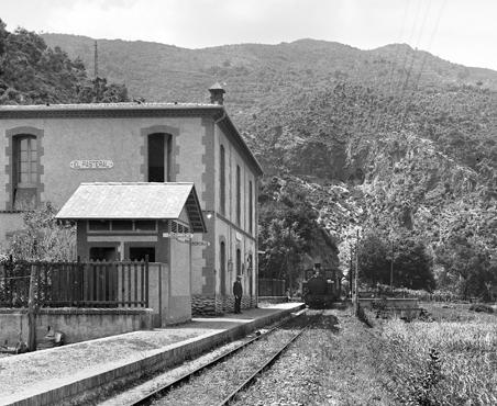 El Pasteral (Gerona). c.1920 , Coleccion Thomas, IEFC- ACM 3-113