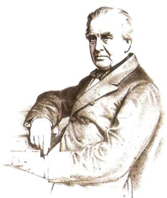 El ingeniero Charles Blaker Vignoles
