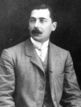 El ingeniero Emilio Viader - Familia Viader 1905