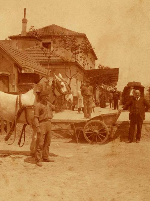 Edificio de la estación de Getxo