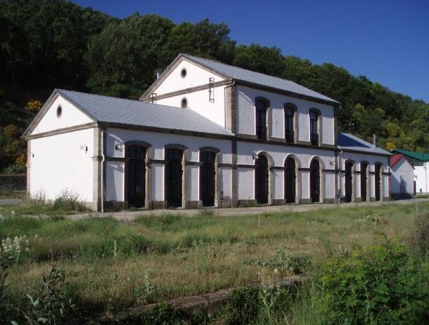 Estación de Bejar